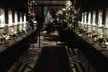 Fragrances Bar Entrance