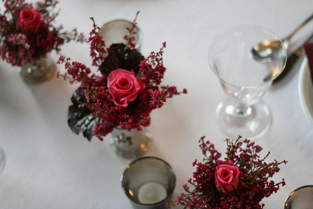 Herbstliche Tischdeko Deko Diy Linda Loves Diy Blog