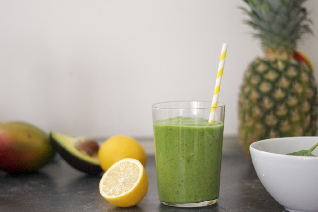 Green Smoothie-5