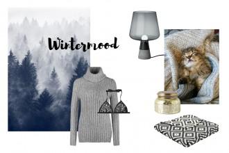 Wintermood - Deco Ideen für den Winter
