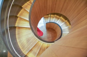 Citizen M Hotel London - Treppe