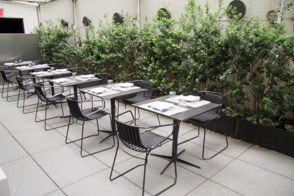 Hotel Americano New York Patio