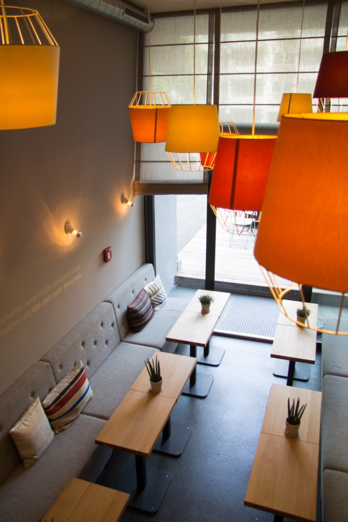 Hotel Review - Bold Hotel München