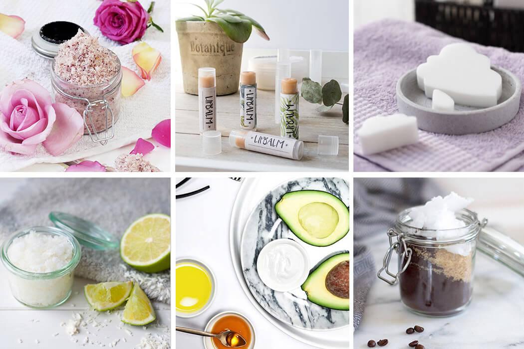 Die Schonsten Beauty Diys Kosmetik Selber Machen