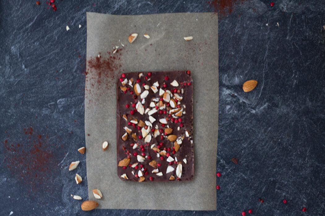 Schokolade selber machen als DIY Geschenk