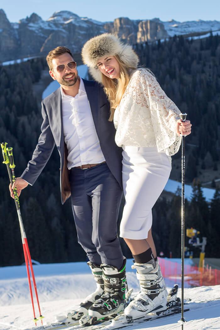 Linda und Steffen Hochzeit in den Bergen DIY Blog