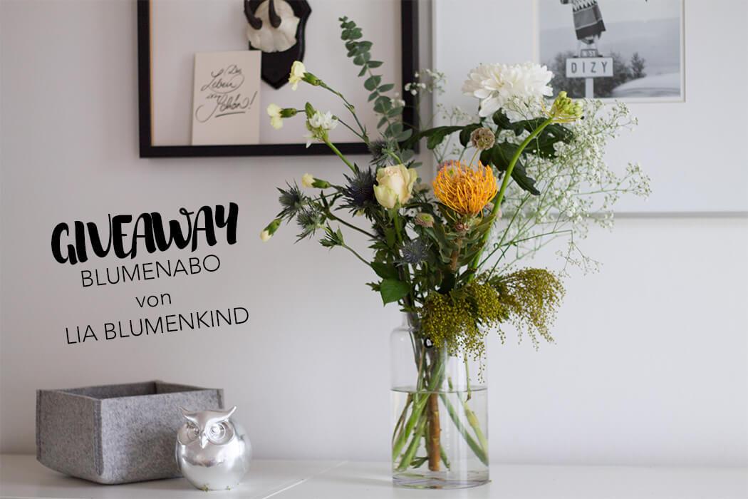 Blumenabo Lia Blumenkind - Geschenkidee zu Weihnachten