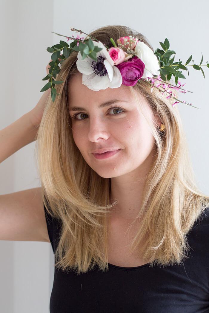 Linda Blumekranz Hochzeit DIY Anleitung