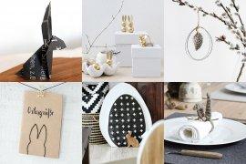 Die schönsten Oster DIY von anderen Blogs - do-it-yourself Anleitungen für Ostern