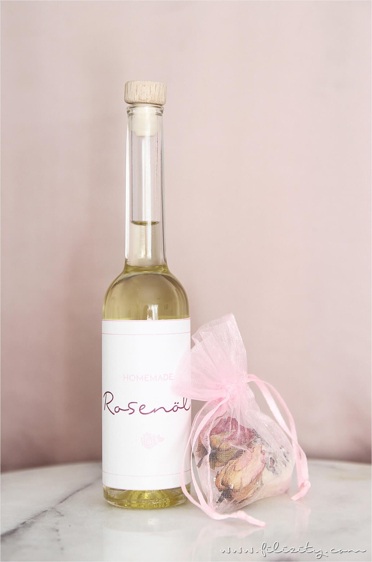 Muttertagsgeschenke selber machen - DIY Geschenk für Mama basteln - DIY Kosmetik