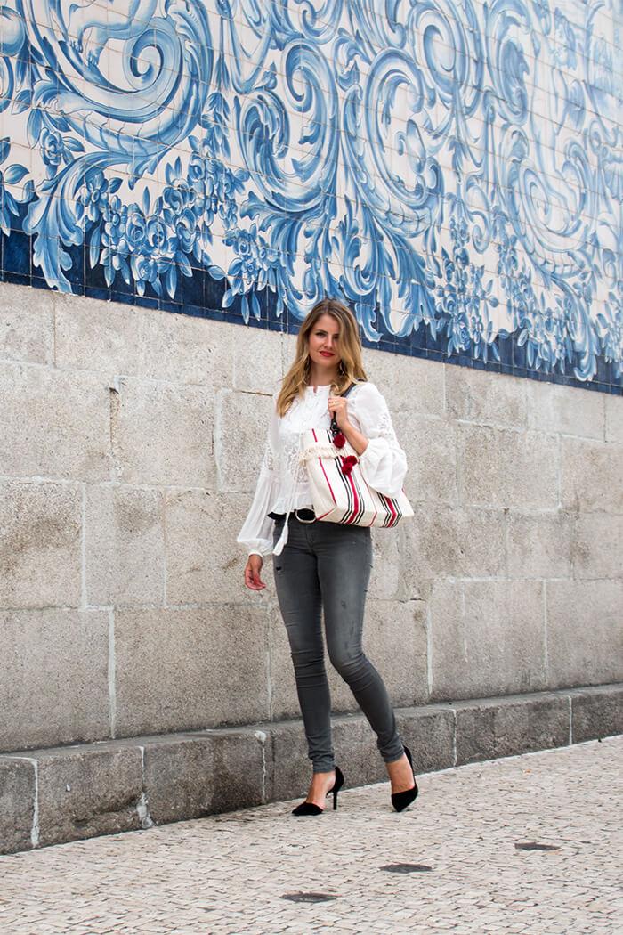 Handtasche aus Teppich nähen - einfache Anleitung - DIY Fashion Blog lindaloves.de