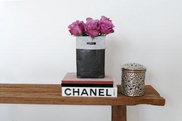 DIY Geschenkidee Basteln Blumen Deko DIY Blog