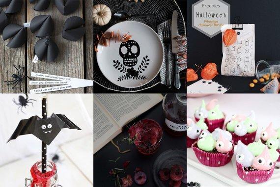 Halloween Diy Ideen Deko Drinks Und Leckerein