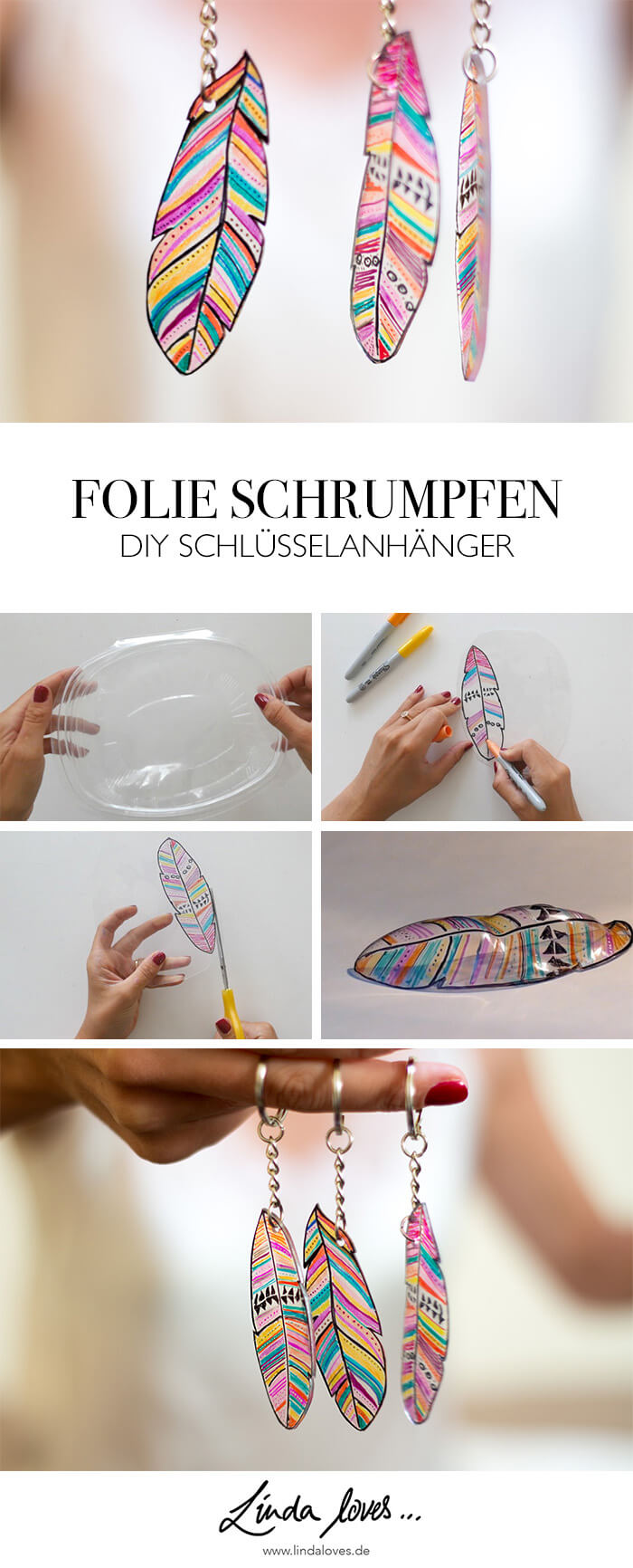 Beliebt DIY GESCHENKIDEE SCHRUMPFFOLIE ODER PLASTIKVERPACKUNG PA37