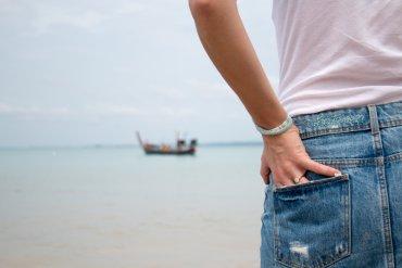 DIY Blog Perlenarmband selber machen Schmuckbasteln Armband Freundschaftsbändchen
