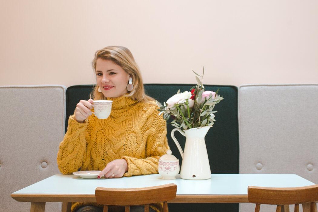 DIY Statement Ohrringe selber machen - Fashion DIY Blog - Mode Schmuck selber machen