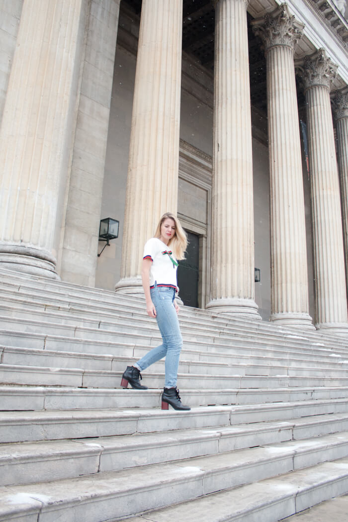 Mode DIY Blog - DIY Fashion Upcycling - Brosche selber machen
