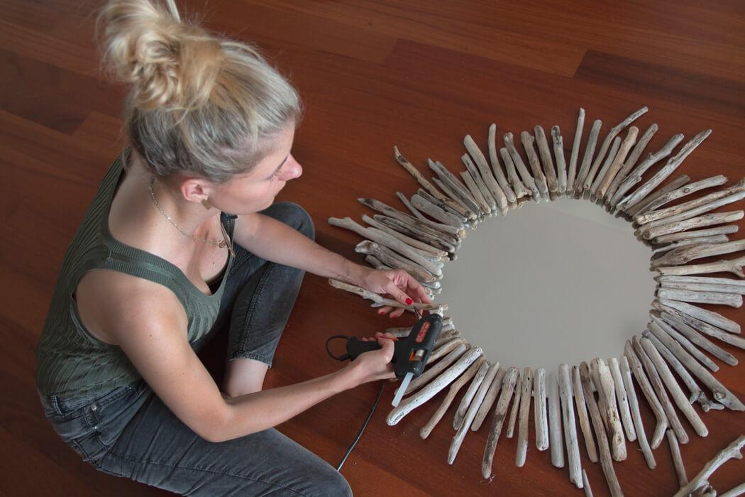 Top 3 DEKO DIY IDEEN MIT TREIBHOLZ - Linda loves...DIY BLOG, YOUTUBE SA34