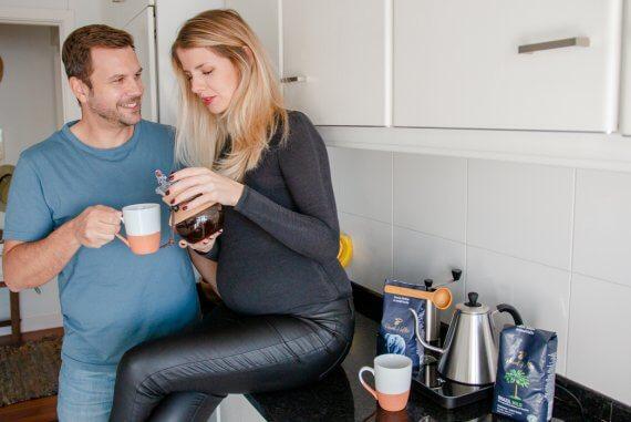 Kaffeetassen Bemalen DIY Geschenk Kaffeeliebhaber Basteln Selber Machen DIYBLog 2